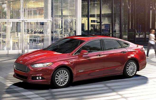 Ford Fusion 2017 Under 25 000