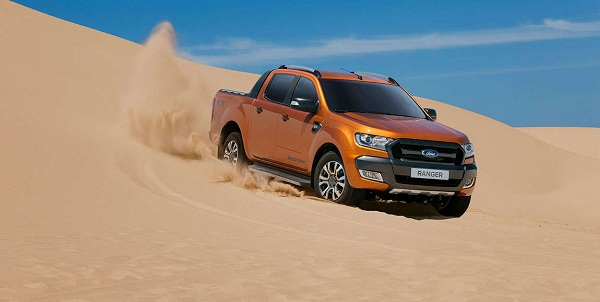 2017 Ford Ranger – An Off-Roader in the Line-Up of Affordable New Cars