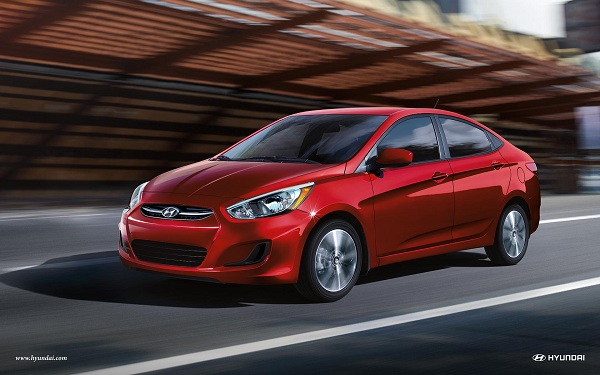 2017 Hyundai Accent – Great Performance with Good Looks