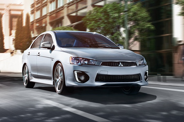 2017 Mitsubishi Lancer – Classic Lines with Confident Drive