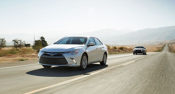 2017 Toyota Camry – A Trusted Sedan