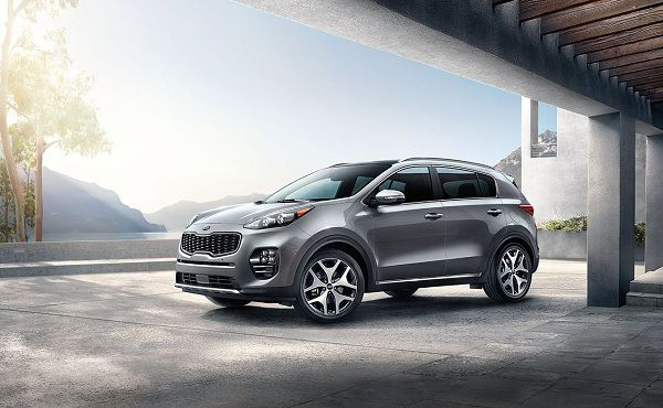 2017 Kia Sportage: One of the Top Budget Cars