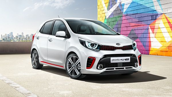 Kia Picanto 2018 – The Best Looking Affordable Car