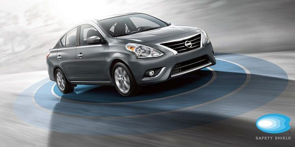 Safety Features of 2017 Nissan Sunny