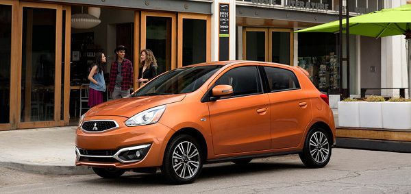 Mitsubishi Mirage 2017 - The Best among New Affordable Cars
