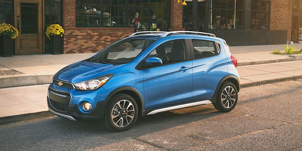 Design of Most Affordable New Cars - Chevrolet Spark 2018
