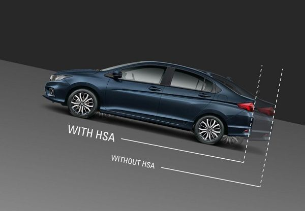 Safety Features of the Honda City 2018