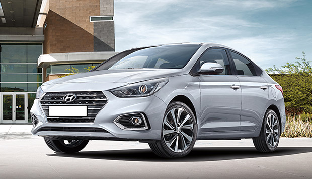 2019 Hyundai Accent - Sub-compact Sedan with Driver-assistance Technologies