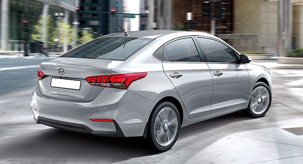 Price of the 2019 Hyundai Accent