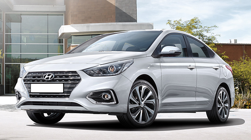 2020 Hyundai Accent with Advanced Safety Features