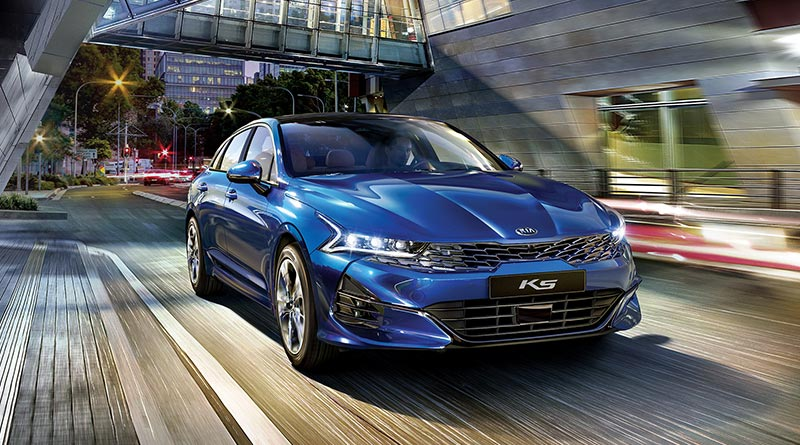 2021 Kia K5- Budget Car with Advanced Safety and Driver-Assistance Technologies