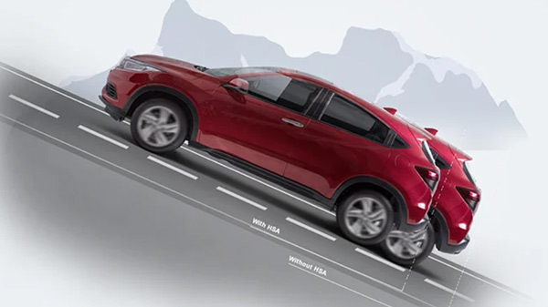 Safety Features of 2021 Honda HR-V