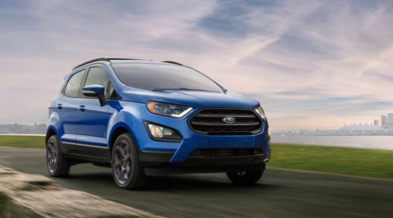 2021 Ford EcoSport – Compact Urban SUV with Advanced Safety Technologies