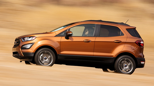 Performance Features of the 2021 Ford EcoSport