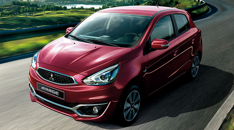 2021 Mitsubishi Mirage – Affordable Sub-compact Hatchback with a Stylish Design