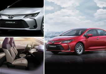 Budget Car – 2021 Toyota Corolla with Latest Safety Technologies