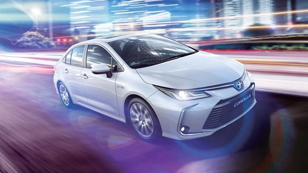Performance of the 2021 Toyota Corolla
