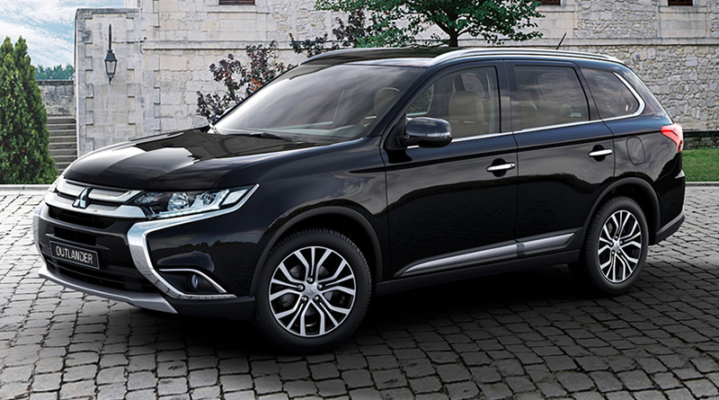 2021 Mitsubishi Outlander with Latest Safety Technologies