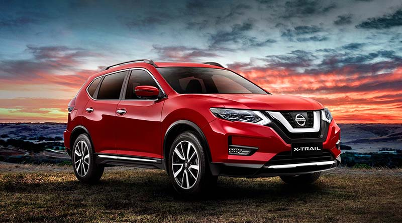 2021 Nissan X-Trail – Compact SUV with Advanced Safety Technologies