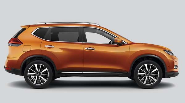 Design of the 2021 Nissan X-Trail