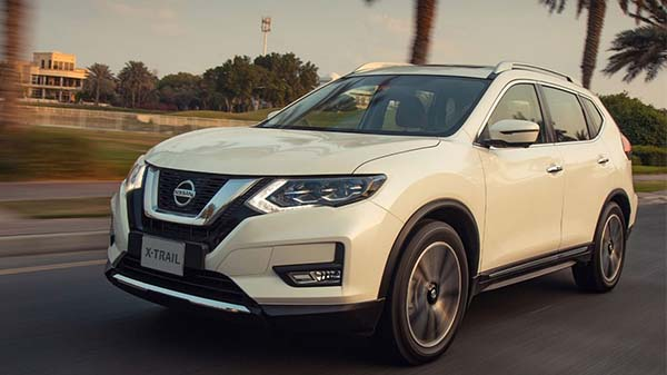 Performance of the 2021 Nissan X-Trail