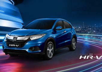 2021 Honda HR-V – Compact SUV with Latest Safety Technologies