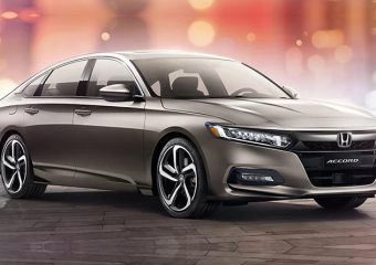 2021 Honda Accord with Advanced Safety Technologies