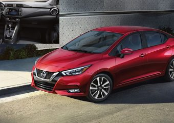 2021 Nissan Sunny with Latest Safety Technologies